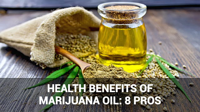 benefits of marijuana oil